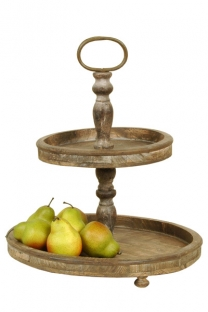 Etagere Rustica Holz