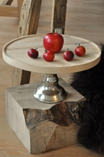 Cake Stand Holz